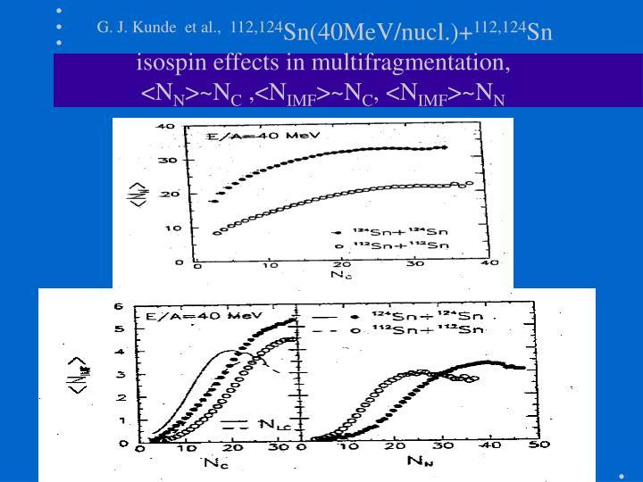 G. J. Kunde  et al.,  112,124