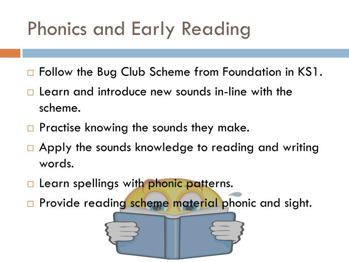 Phonics and Early Reading