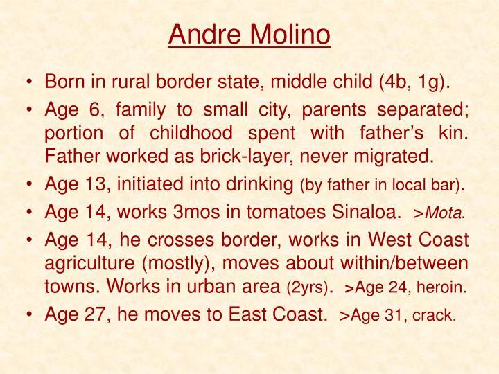 Andre Molino