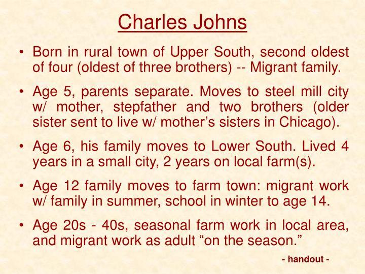 Charles Johns