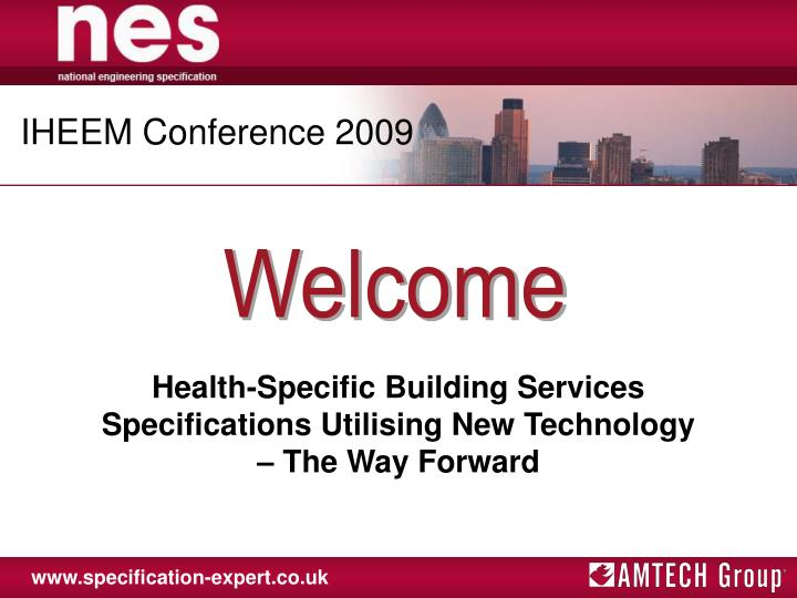 IHEEM Conference 2009