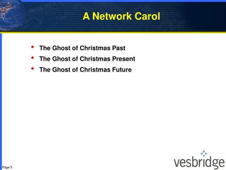 A Network Carol