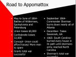 road to appomattox1