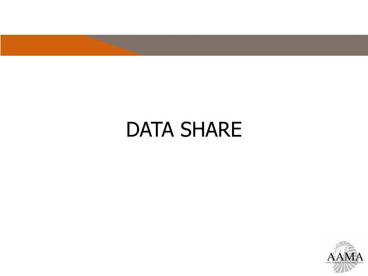 DATA SHARE