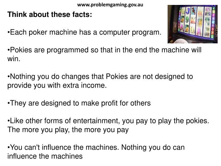 www.problemgaming.gov.au