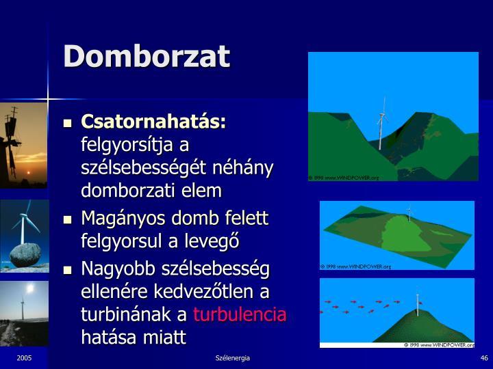 Domborzat