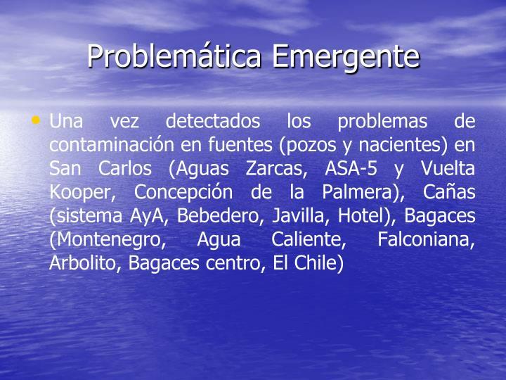 Problemática Emergente