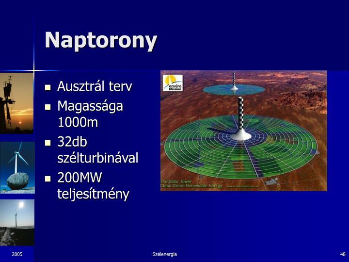 Naptorony