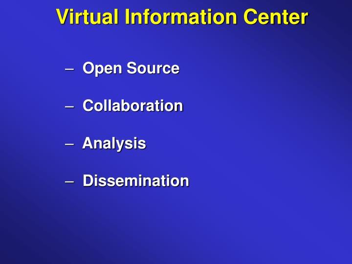 Virtual Information Center