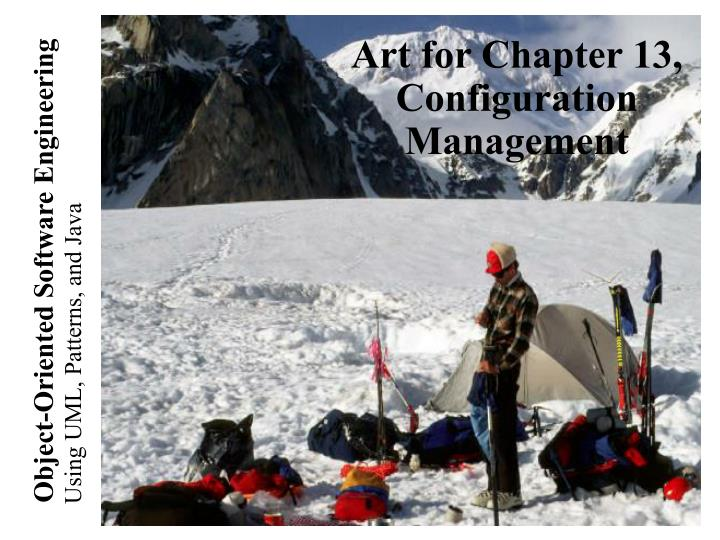 Art for chapter 13 configuration management