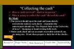collecting the cash2