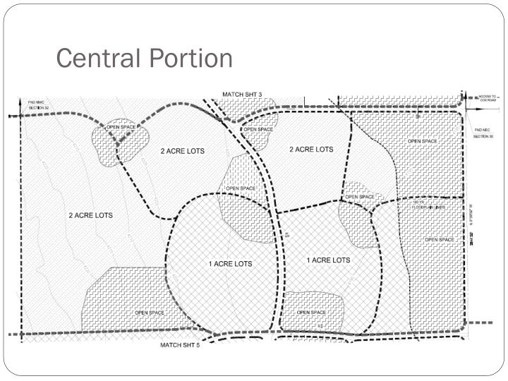 Central Portion