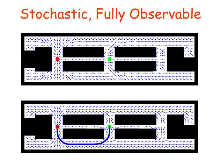 Stochastic, Fully Observable