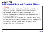 ada 95 rm 9 4 protected units and protected objects1