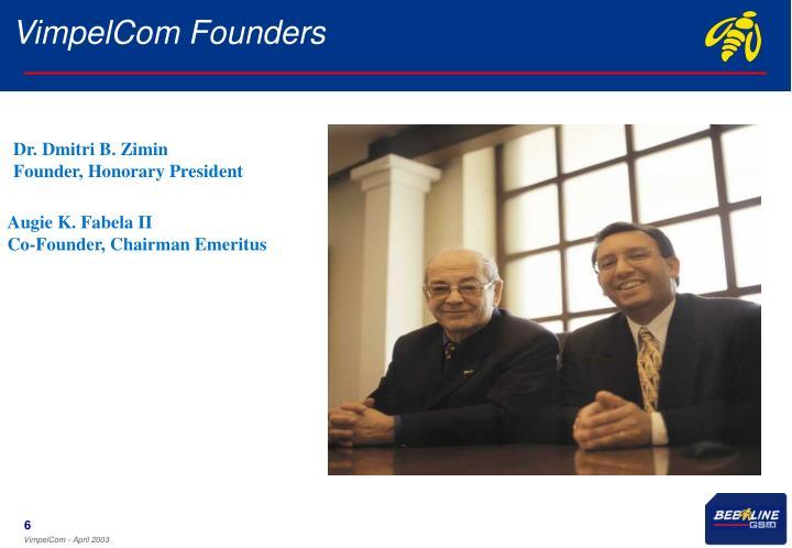 VimpelCom Founders