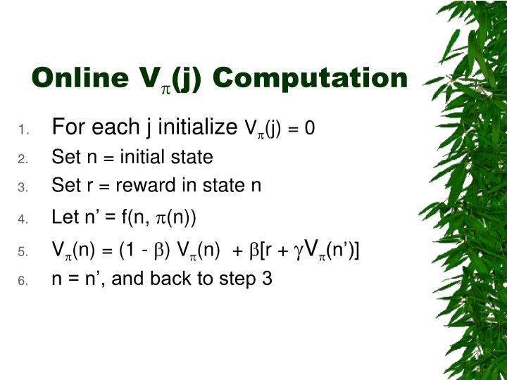 Online V