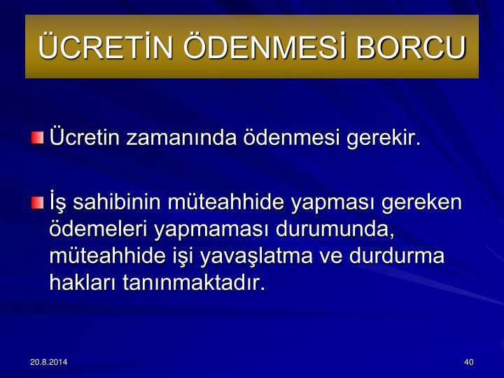 CRETN DENMES BORCU