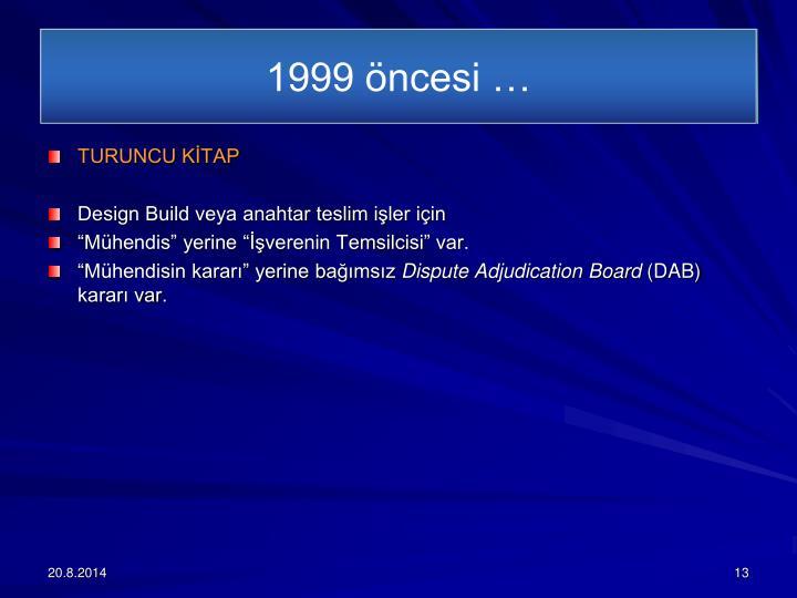 1999 ncesi