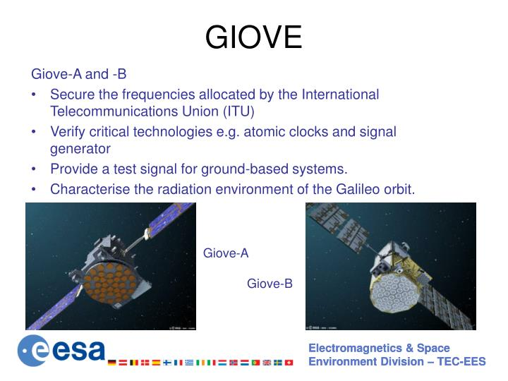 Giove-A and -B