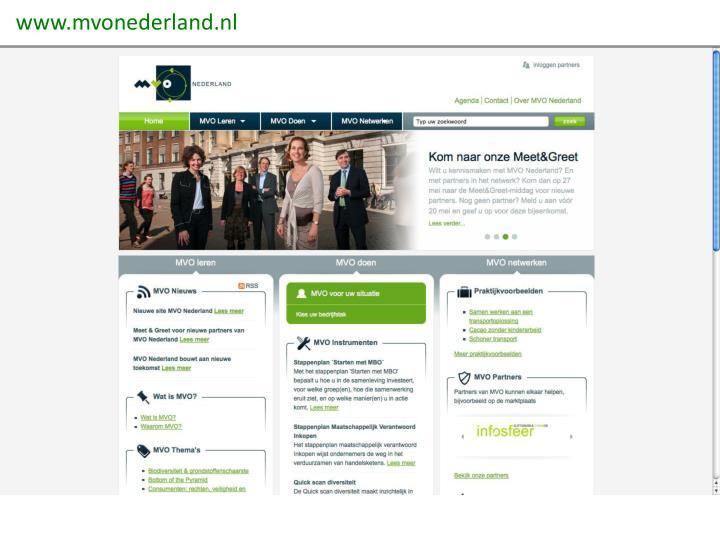 www.mvonederland.nl