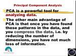 principal component analysis1