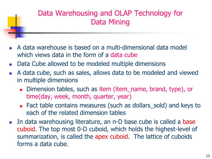 What is Data Analysis and Data Mining? - Database Trends ...