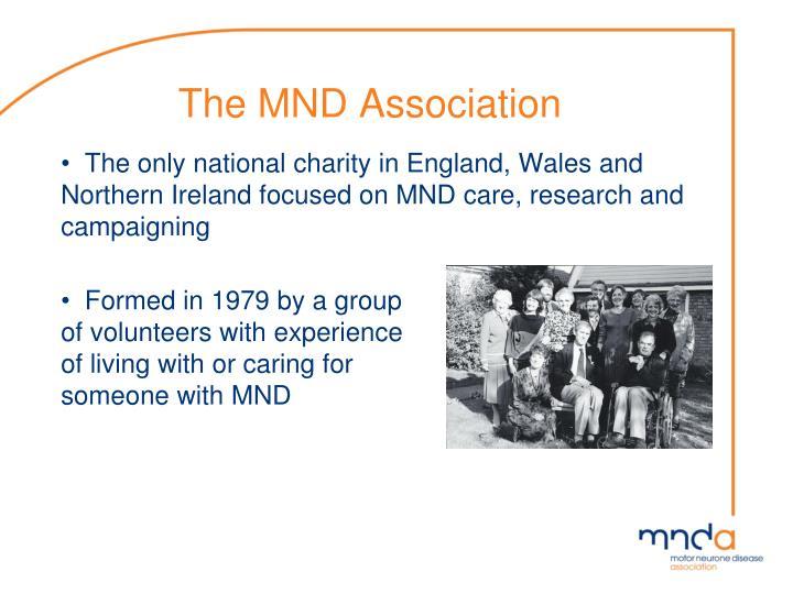 The MND Association