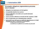 1 autorisation asn4
