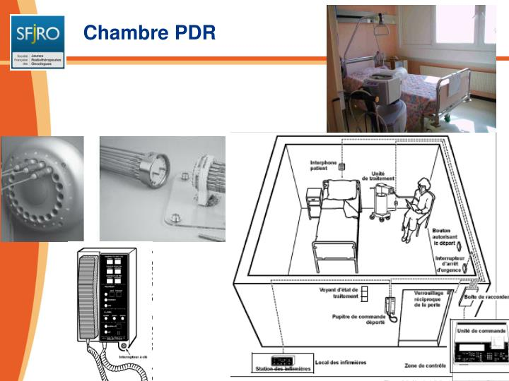 Chambre PDR