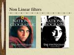 non linear filters1