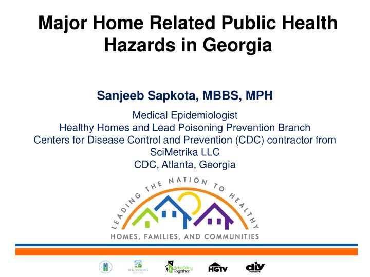 Major Home Related Public Health Hazards in Georgia