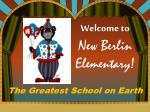 welcome to new berlin elementary