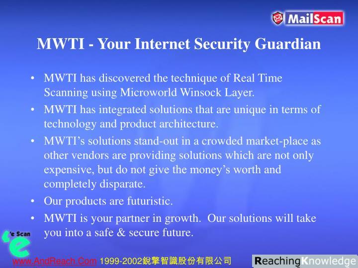 MWTI - Your Internet Security Guardian