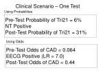 pre test probability of tri21 6 nt positive post test probability of tri21 31