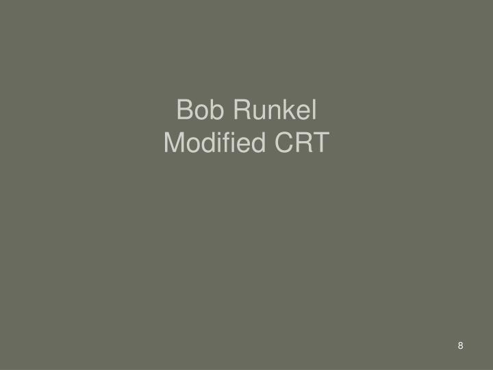 Bob Runkel