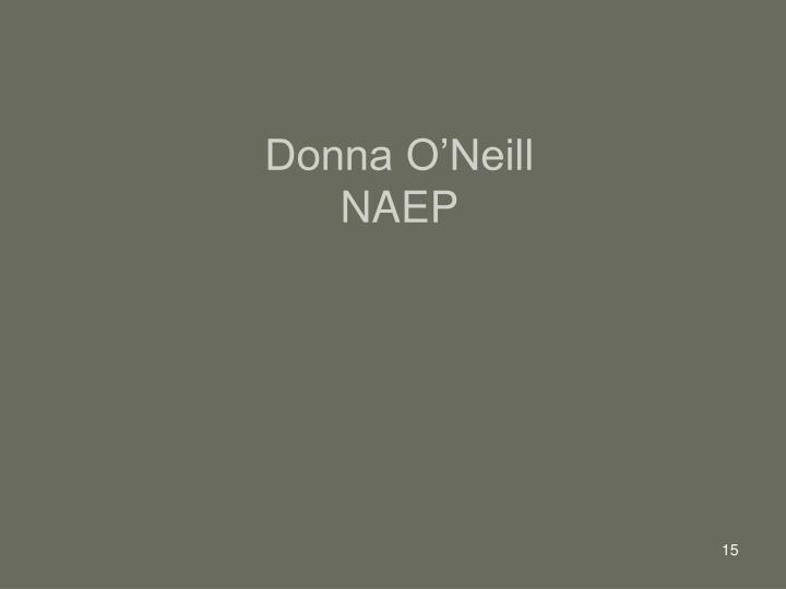 Donna O'Neill
