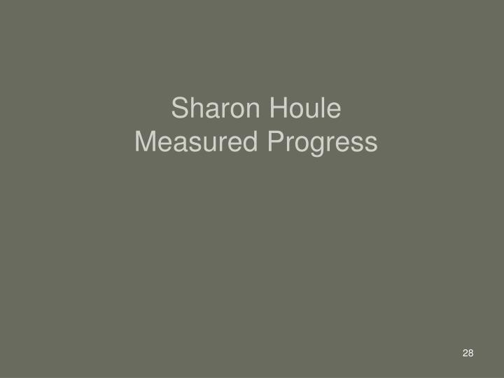 Sharon Houle