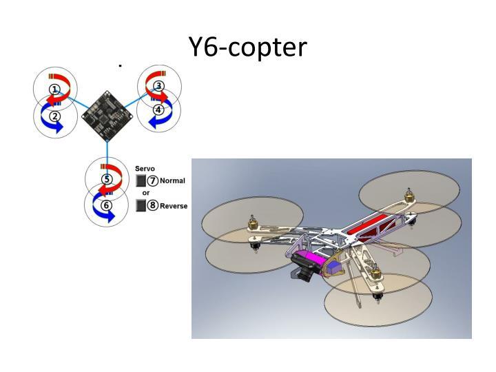 Y6-copter