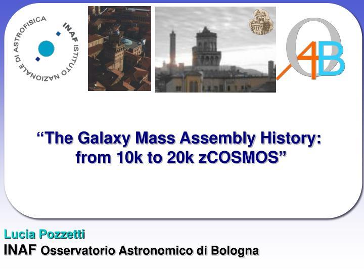 galaxy surveys @ oabo