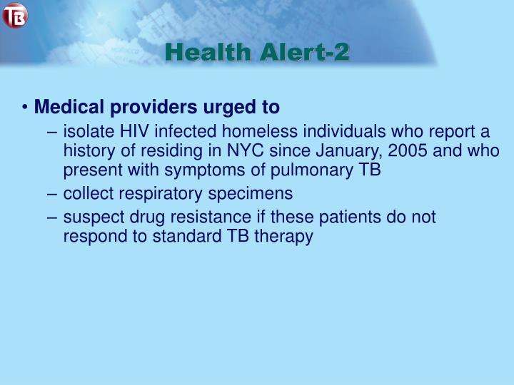Health Alert-2