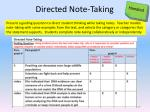 directed note taking1