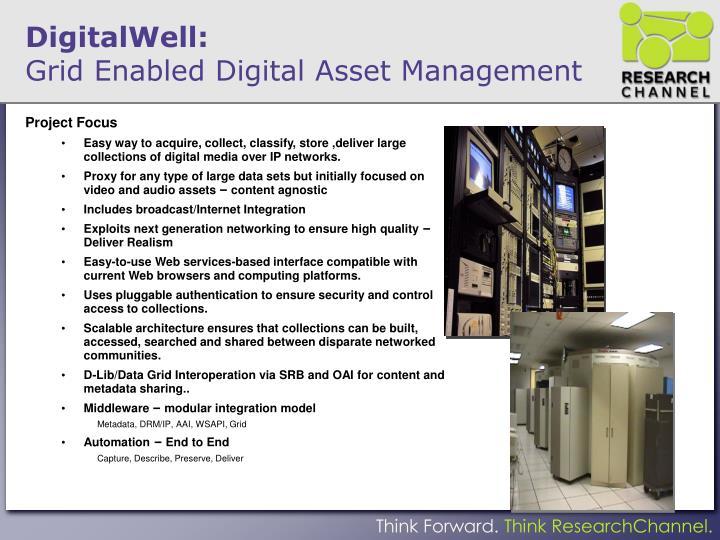 DigitalWell:
