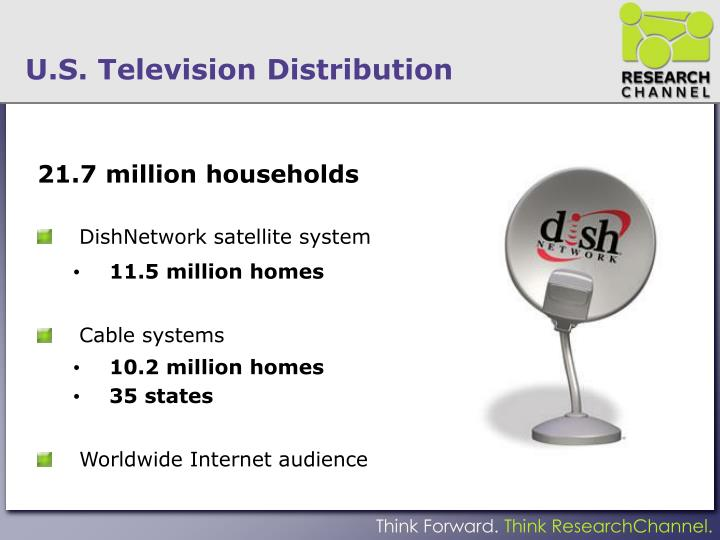 U.S. Television Distribution