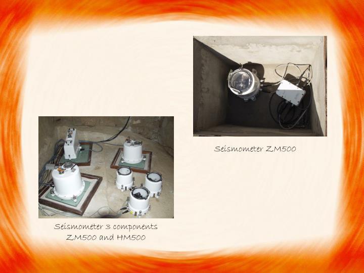Seismometer ZM500
