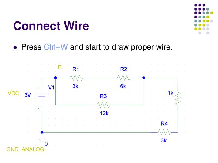 Connect Wire