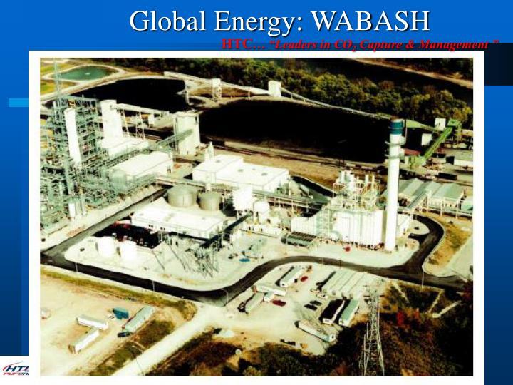 Global Energy: