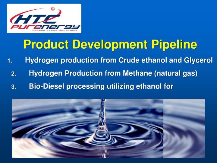 Product Development Pipeline