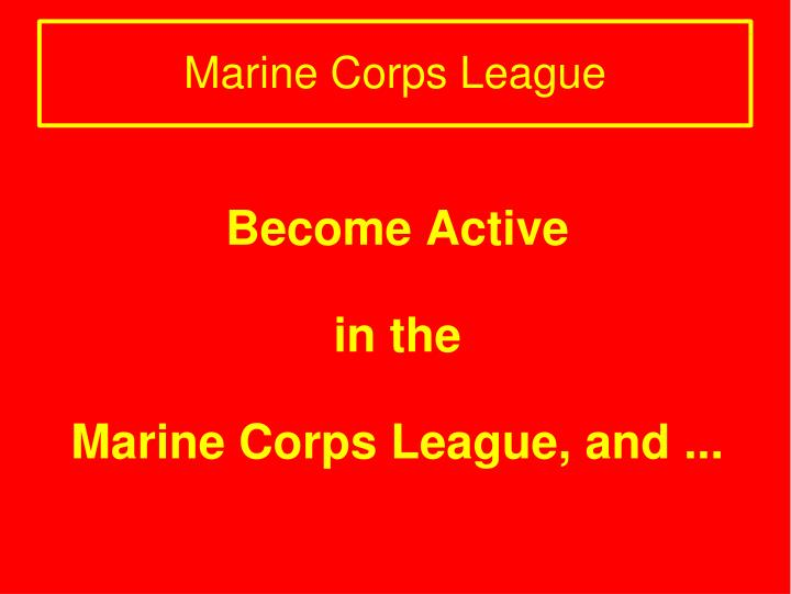 Become Active