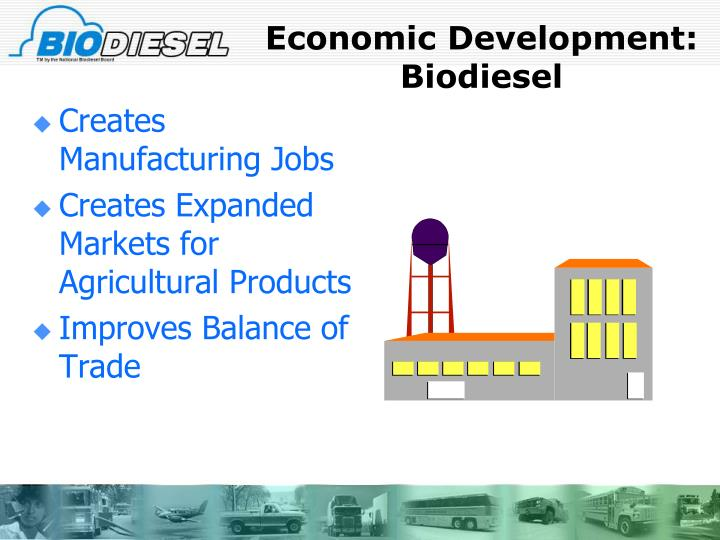 Economic Development: Biodiesel