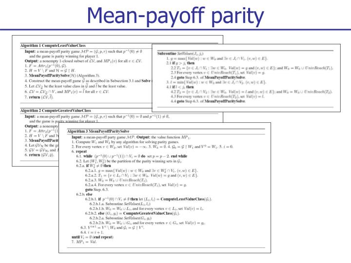 Mean-payoff parity